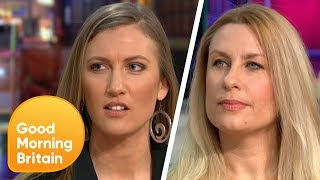 Can Strippers Also Be Feminists?   Good Morning Britain