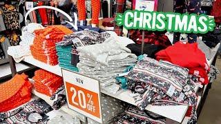 Shopping For Matching Christmas Pajamas! Vlogmas Day 13