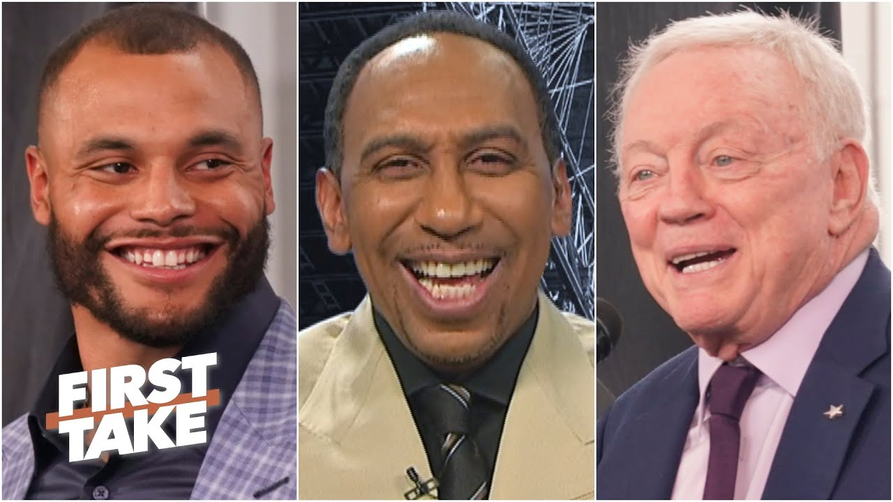'What can go wrong, WILL go wrong!' - Stephen A. rips Dallas and Cowboys fans | First Take