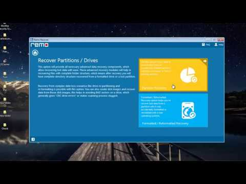 How to Recover Deleted or Lost Partitions on Windows 10/Windows 8/Windows 7