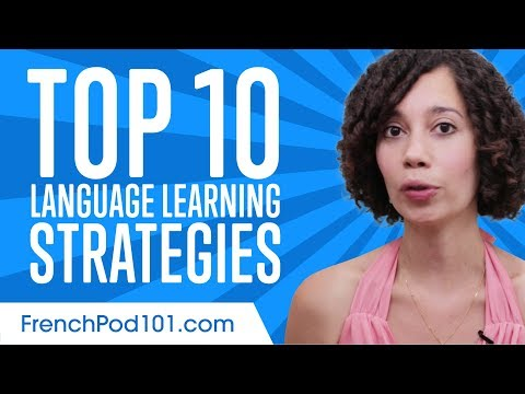 Top 10 French Language Learning Strategies