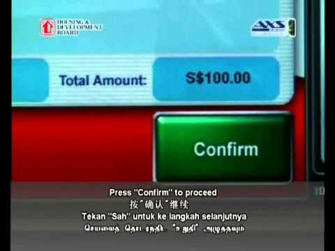 Make Payment using AXS (Mortgage Loan instalment)