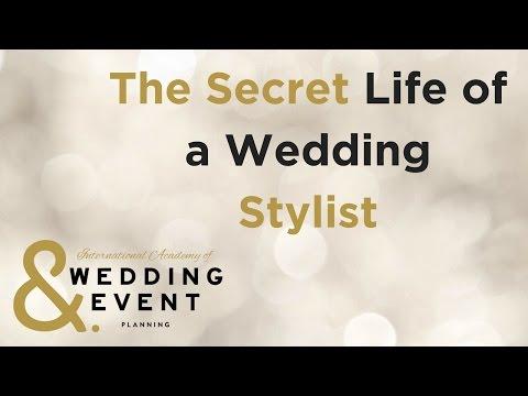 The Secret Life of a Wedding Stylist
