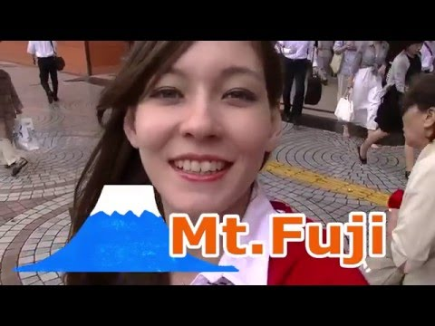 Mt. Fuji Trip ~How to get to Mt. Fuji?~ EP1(Departure from NEW BUS TERMINAL!!!)
