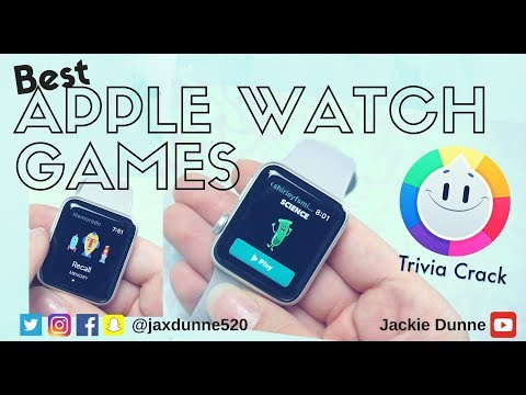Apple Watch Games: My current favorites (2018) FREE