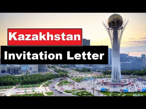 How to Get invitation letter for  visa  ?