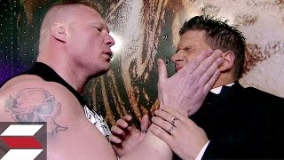 10 Real Life Wrestling Interviews That Went Totally Wrong