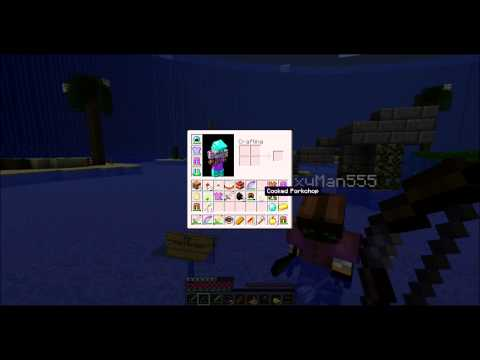 Minecraft Hunger Games: Saved!
