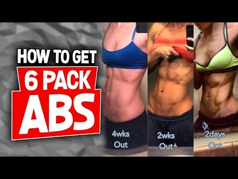 How to Get 6 Pack Abs | Como Conseguir 6 Pack Abs