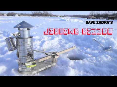 Dave Zadra's Jigging Gizzee