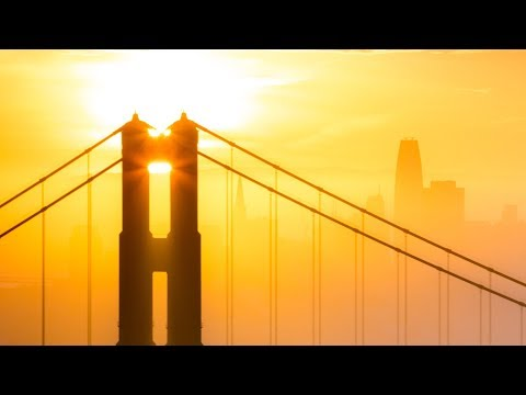 Epic Sunrise Photography at the Golden Gate Bridge