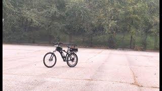 Chinese university team develops auto-balancing bicycle