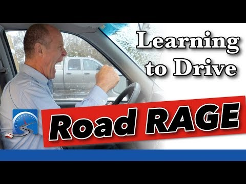 ROAD RAGE and Techniques to Keep You Safe When Driving