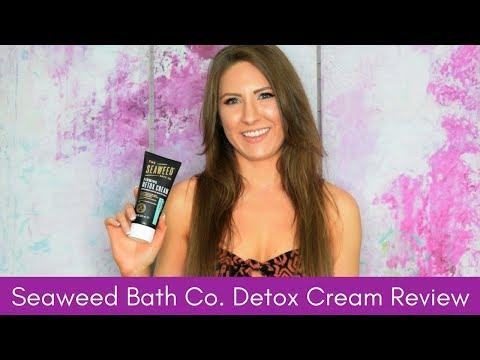 The Seaweed Bath Co  Awaken Firming Detox Cream Review