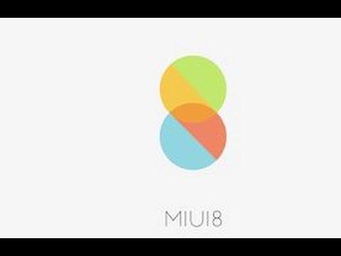 MIUI 8 Global Beta ROM new updated version 6.11.24