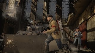 Official Call of Duty®: WWII - The Resistance DLC 1 Trailer