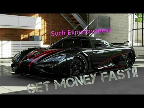 Unlimited Money Glitch in Forza Motorsport 5