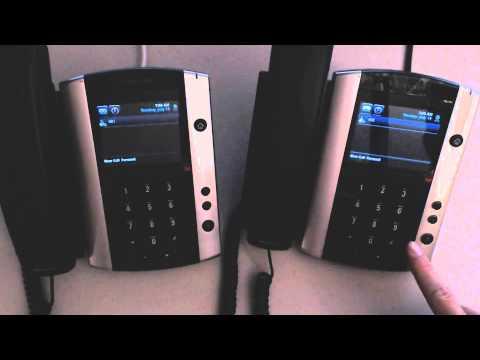 Polycom VVX500 - How to make a Phone Call