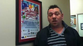 Interview With Louis Sleiman Regarding Balloonapalooza