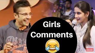 Girls Comments on Sandeep Maheshwari Videos