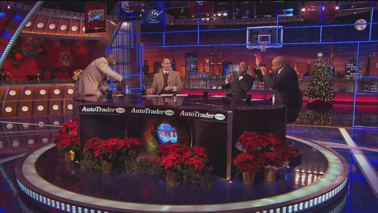 Inside the NBA funniest moments of all time (part 4)