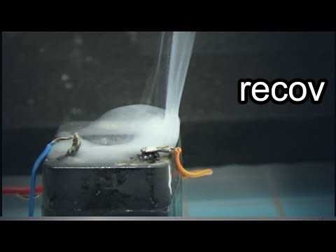 restore sealed lead acid battery, test Make 7