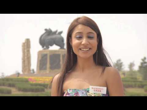 Miss World 2012 Profile - Mauritius