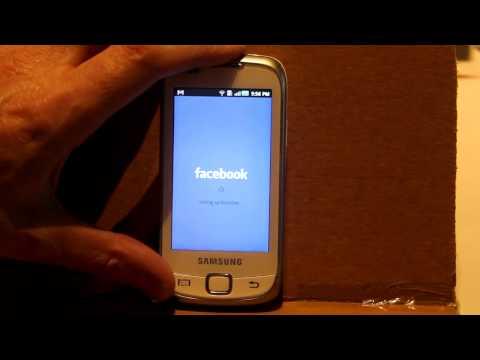 Access Facebook app using a smartphone with no service, no SIM card.