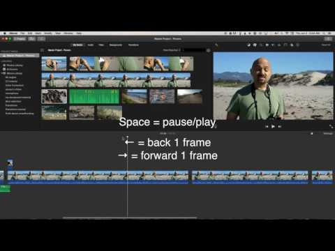 Jump Cuts in iMovie