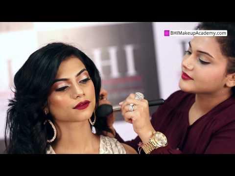 BHI Makeup Academy - SEHER PRITHYANI - PRO Makeup Artist (Video Profile)
