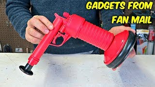 10 Gadgets From Fan Mail put to the Test!