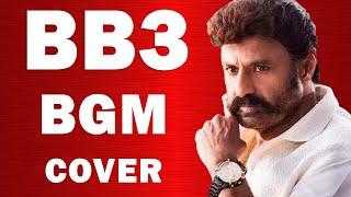 BB3 Mass BGM   JJ music Studioz    Cover   Jos Jossey   Balakrishna   Thaman S   BB3 Teaser