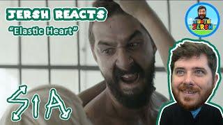 SIA Elastic Heart REACTION! - Jersh Reacts