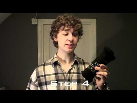 TUTORIAL: Homemade TRX Door Anchor