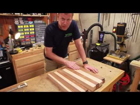Cutting Board Project Part 2