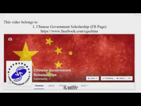 How To Apply for Scholarship in china