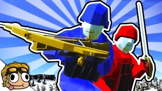 NERF WAR 2, NEW WEAPONS! | Ravenfield Weapon and Vehicle Mod Beta