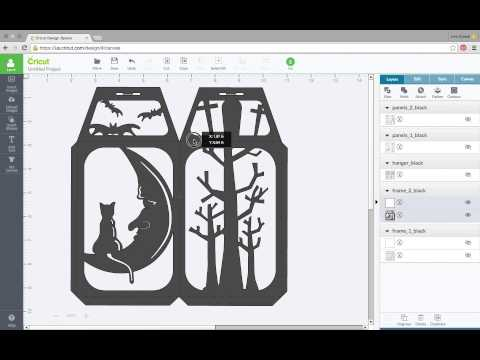 Importing SVG Files - Cricut Design Space - Dreaming Tree 3DSVG.com