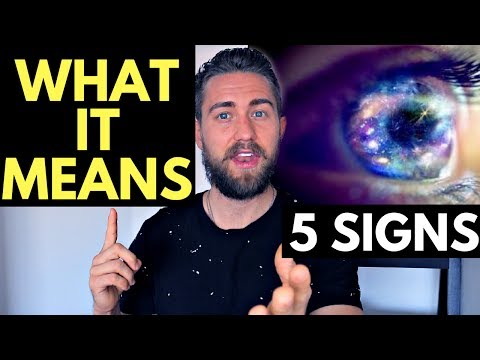 5 Signs You are Awake  (and Don't Know it)
