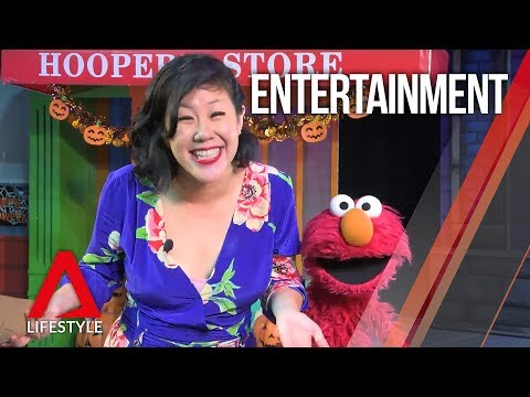Elmo learns Singlish