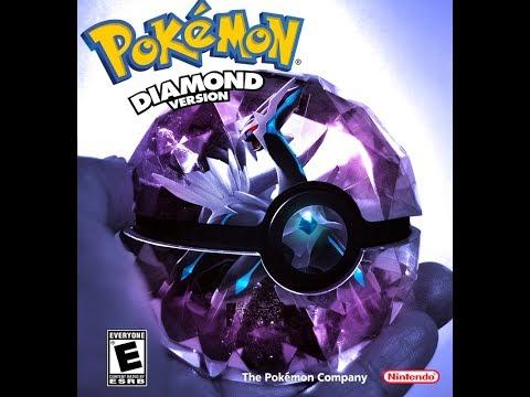 Pokemon Diamond Version Walkthrough Part 67 :Hearthome City Gym Leader Fantina