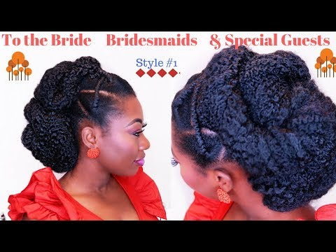 The Best Bridal Hair Inspiration: Style #1