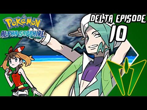 Pokémon Alpha Sapphire - Delta Episode (Part 10) - Mossdeep City & Route 131 - Gameplay Walkthrough