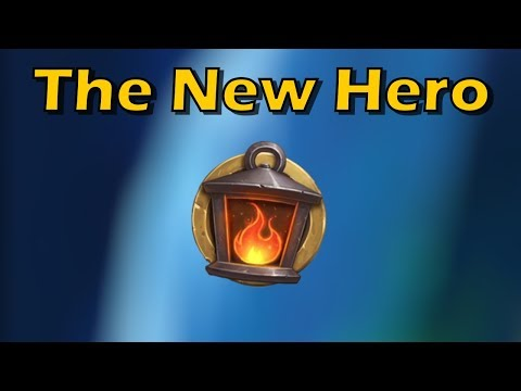Hearthstone - The New Hero and the Fireside Gatherings