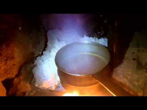 making soap from wood ashes