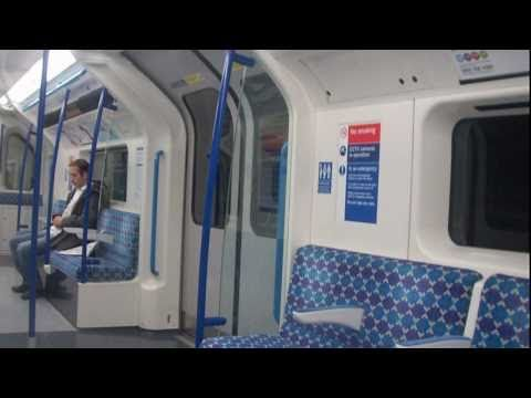 Journey on the Victoria Line 2009TS 11025