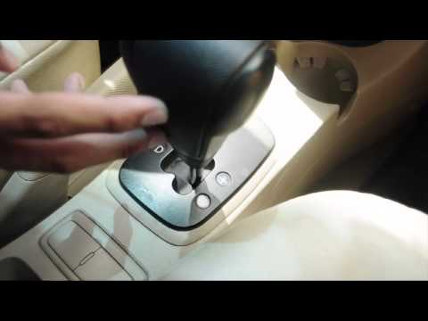 IT286 Class: How to Drive an Automatic Transmission Car