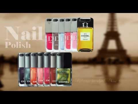 Nail polish for Apple iPhone 5