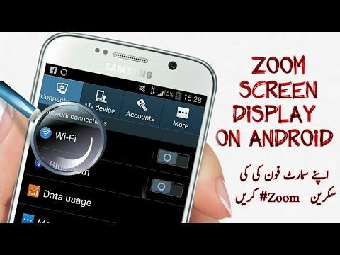 Android Tip: How to zoom the entire display on your Android Phone
