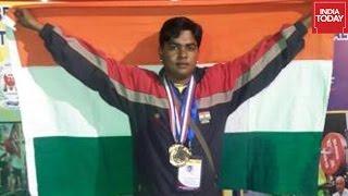International Powerlifting Champion Attacked